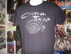 Cocteau Twins T-shirt (FREE SHIPPING) 4AD This Mortal Coil Dead Can Dance