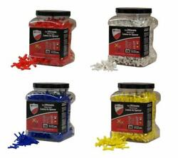 Tile Spacers, Rtc Ultimate X And T Shape Leave-in Spacers For Tile Alignment