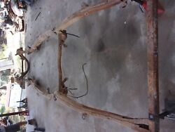 63 64 Ford Galaxie 500 Frame Chassis Solid Oem Straight Rare