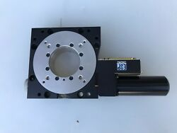 Newport 495acc Motorized Rotation Stage, 360°, Dc Motor, Esp Comparable