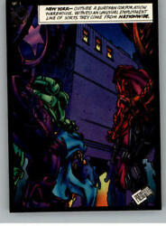 1993 Press Pass Tribe Comic Non Sport Trading Cards Pick From List Base Inserts