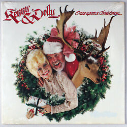 Dolly Parton - Once Upon A Christmas 1984 [sealed] Vinyl Lp Andbull And Kenny Rogers
