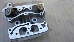 Harley Twin Cam Front Cylinder Head Silver Fixer Upper