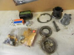 1965-67 Ford Mustang Parts Lot New And Used Electrical Bumpers Rubber Nice Cool