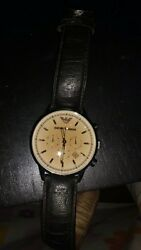 Antique Collectable Limited Edition Armani Original Watch Perfect Condition
