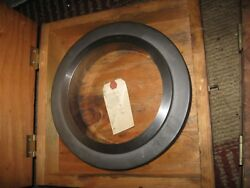 Huge Large Threadco Ring Gage Machinist 6.826 In / 10 Overall Width Mint