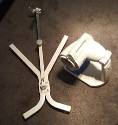 Zepter Bioptron Pro1 Lamp Polarized Light Therapy Small And Big Stand Too