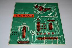 J.S. Bach~Concerto in D Minor For 3 Harpsichords~The Haydn Society 9020