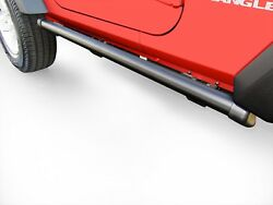 AMP Research PowerStep Electric Running Boards For 2007-17 Jeep Wrangler 2 Door