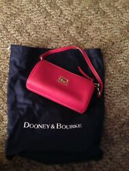 dooney and bourke Mini Barrel Bag With Dust bag