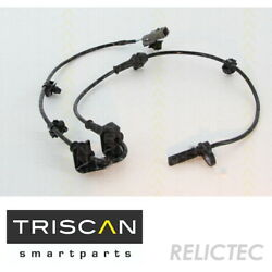 Front Right Abs Wheel Speed Sensor For Suzukiswift Iv 4 56210-68l01 56210-68l00