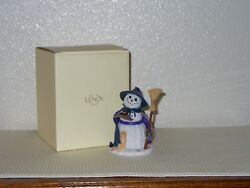 Lenox Spell's Cast - Snowman Dressed As A Witch