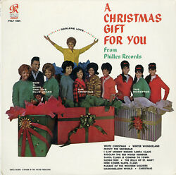 A Christmas Gift For You From Philles Records Lp Us Philles 4005 Mono Mint
