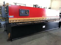 hydraulic  shear 12 Ft X 14 Thick Max