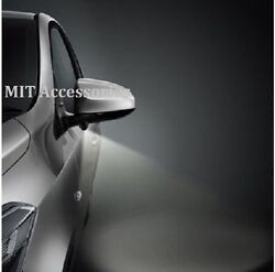 Mit Toyota Sienna 2011-2020 Led Door Mirror Courtesy Foot Puddle Welcome Lights
