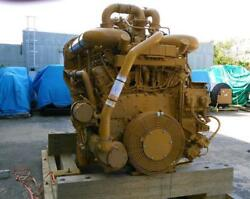 CAT 3512 Diesel Engine 2500 HP.  All Complete and Run Tested.