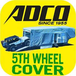 Fifth Wheel Travel Trailer Toy Hauler 31-34 Camper Cover Adco 52255