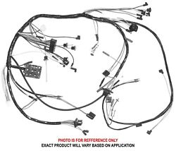 1967 Ford Mustang Dash Wiring Harness W/ Tachometer Only 67-22655 New