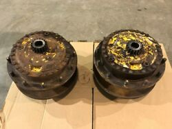 Used 4870229 L90b Spindle To Rear Complete Final Drive