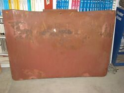 New Nos Genuine Gm Never Installed 1960 Impala Rear Trunk Lid Conv Coupe