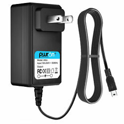 Pwron Ac Dc Adapter Charger For Mitac Mio Gps Moov M-600 M-300 R-303 Power Cord