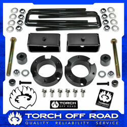 3 Front 2 Rear Leveling Lift Kit For 2005-2021 Toyota Tacoma 4wd Diff Drop