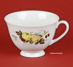 Set Of 4 Footed Cups, Mint And Superb Royal Doulton Miramont, Tc1022