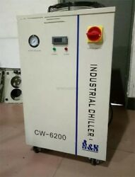 Industrial Water Chiller For Cnc/ Laser Engraver Engraving Machines New Cw-62 Oz