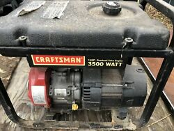 Craftsman Generator 3500 Watts generac Engine need Parts ?