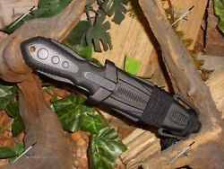United Cutlery/belt/boot/neck/knife/bowie/concealable/kydex/full Tang/survival