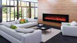 Amantii Wall Mount / Flush Mount Series Electric Fireplace 81