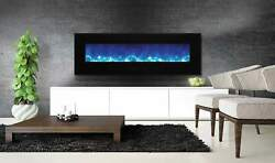 Amantii Wall Mount / Flush Mount Series Electric Fireplace 70