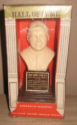 1963 Hall Of Fame Bust Babe Ruth Series 1 In Original Box Sealed