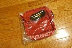 SUPREME RED SHOULDER BAG MAN PURSE SS 18 BRAND NEW IN PLASTIC