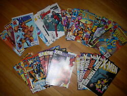 X-men Lot Xtreme Liberators Origins Xavier Early Years Forever Cyclops Wolverine