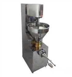 Electric Commercial Automatic Pressure Sausage Stuffer Stainless Steel 220v/1 Iv