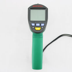 Mastech Ms6550a High Accuracy Digital Laser Infrared Thermometer