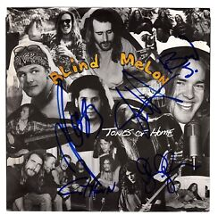 BLIND MELON Band Shannon Hoon +4 Signed
