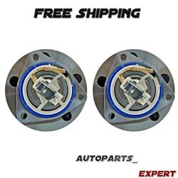2 Front Wheel Hub Assembly 513121 For Chery Impala/monte Carlo/venture Freeship