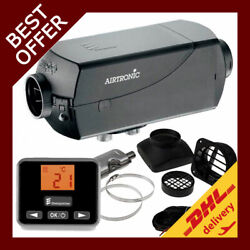 Espar Eberspacher Airtronic D4 diesel 12v with Mounting Kit & digital controller