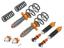 aFe Control Featherlight Single Adjustable Street/Track Coilover System 14-15 BM