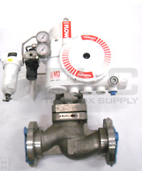 New Valtek Flowserve 3200 3210md-10-d6-e-04-40-0g-00 Mark One 2and039and039 C And K 41777-3