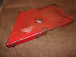 Toro Wheel Horse C-161 Tractor Lh Side Cover P/n 106774 Bwa-4