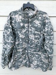 Us Military Ecwcs Acu Gen Iii Level 4 Wind Cold Weather Jacket - Small Long 2