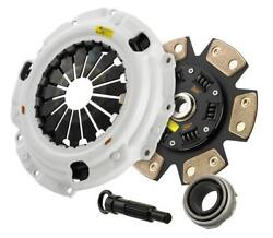 Clutch Masters For 91-96 Acura Nsx 3.0l 230mm Fx400 Clutch Kit 6-puck W/aluminum