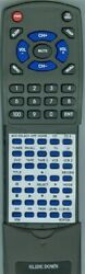 Replacement Remote For Mcintosh C2200, Hr044