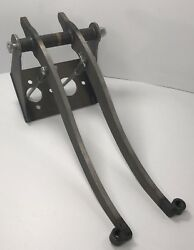 Brake Clutch Pedal Assembly Firewall Mount Us Made Universal For Hot Rods
