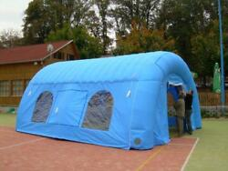 Inflatable Commercial Event Family Camping Lawn Yard Tent W/ Blower New