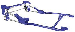 New Tci 67-69 Camaro / Firebird Standard 4-link Kit With Subframe Connectors