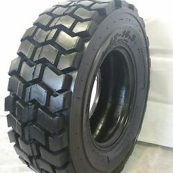 12-16.5, 12x16.5 Road Crew Hd Aiot-30 Skid Steer Tires 14 Ply For Bobcat